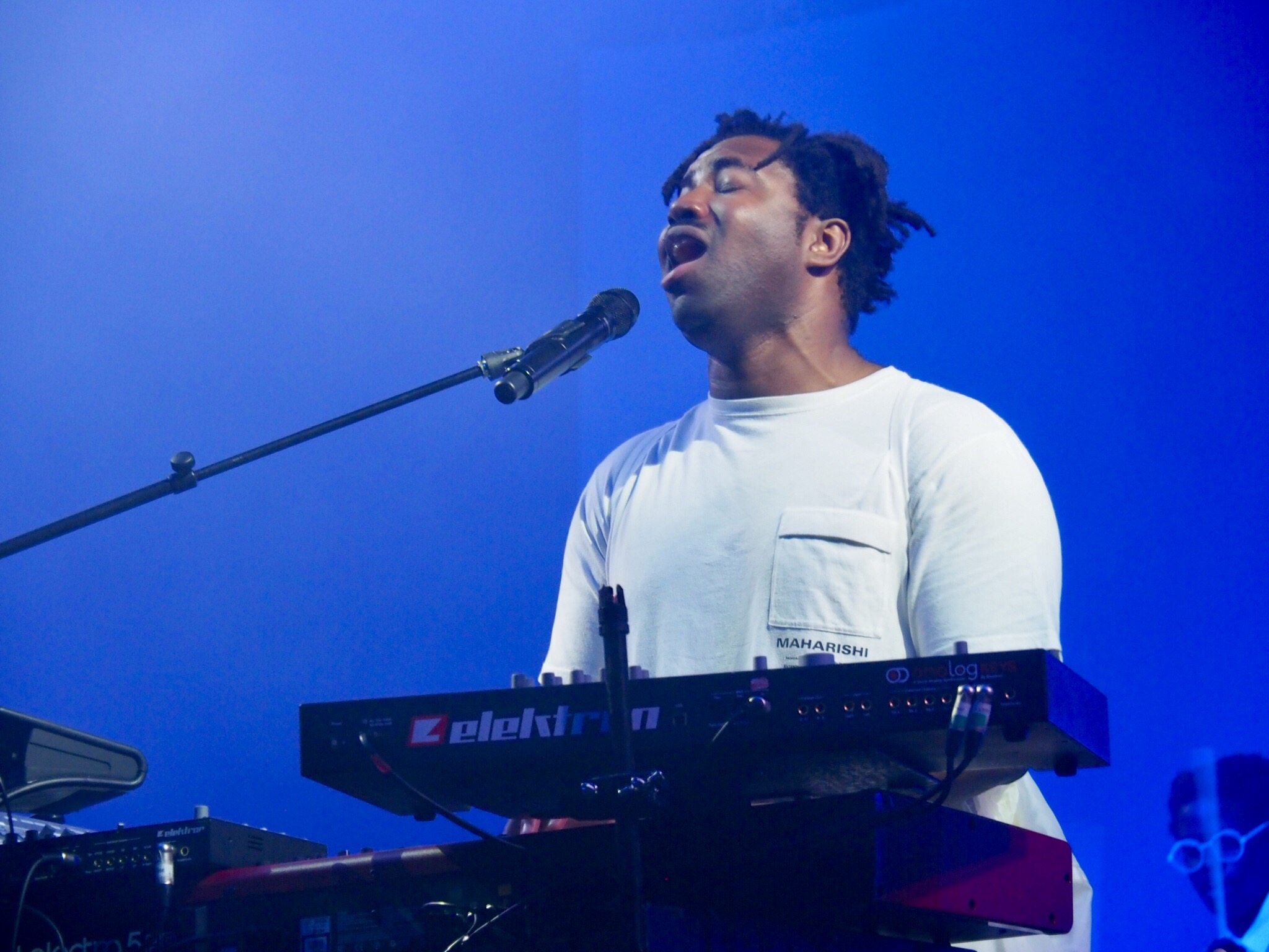 Sampha says – The Japan Times @ Fuji Rock